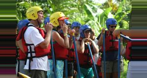 Costa Rica Sarapiquí River Rafting