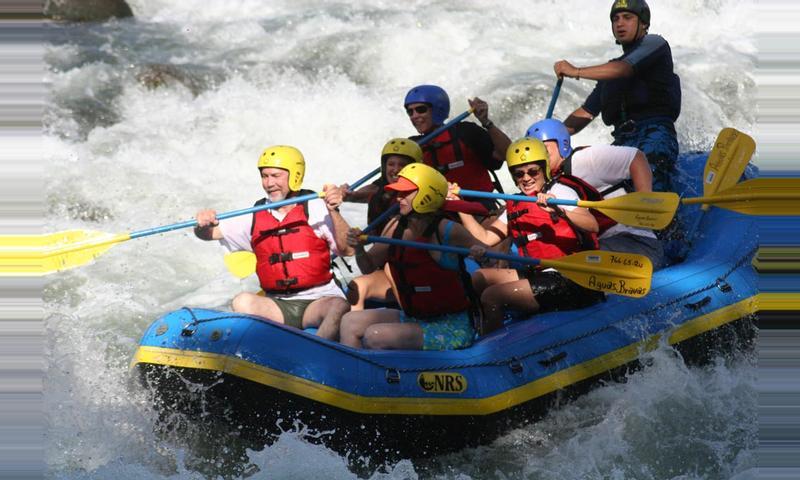 Rafting en el Río Sarapiquí