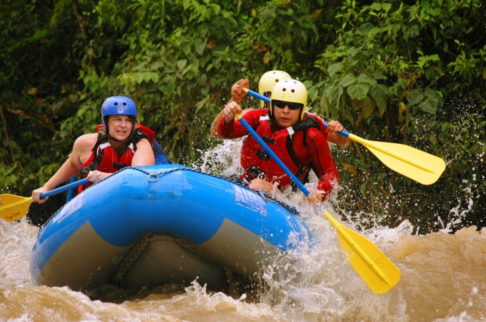 Whitewater Costa Rica Rafting