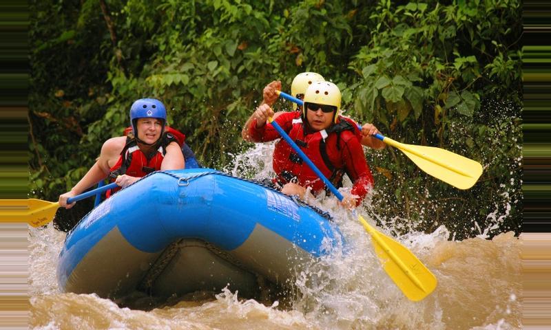 Whitewater Costa Rica Rafting