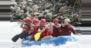 Costa Rica Savegre River Rafting