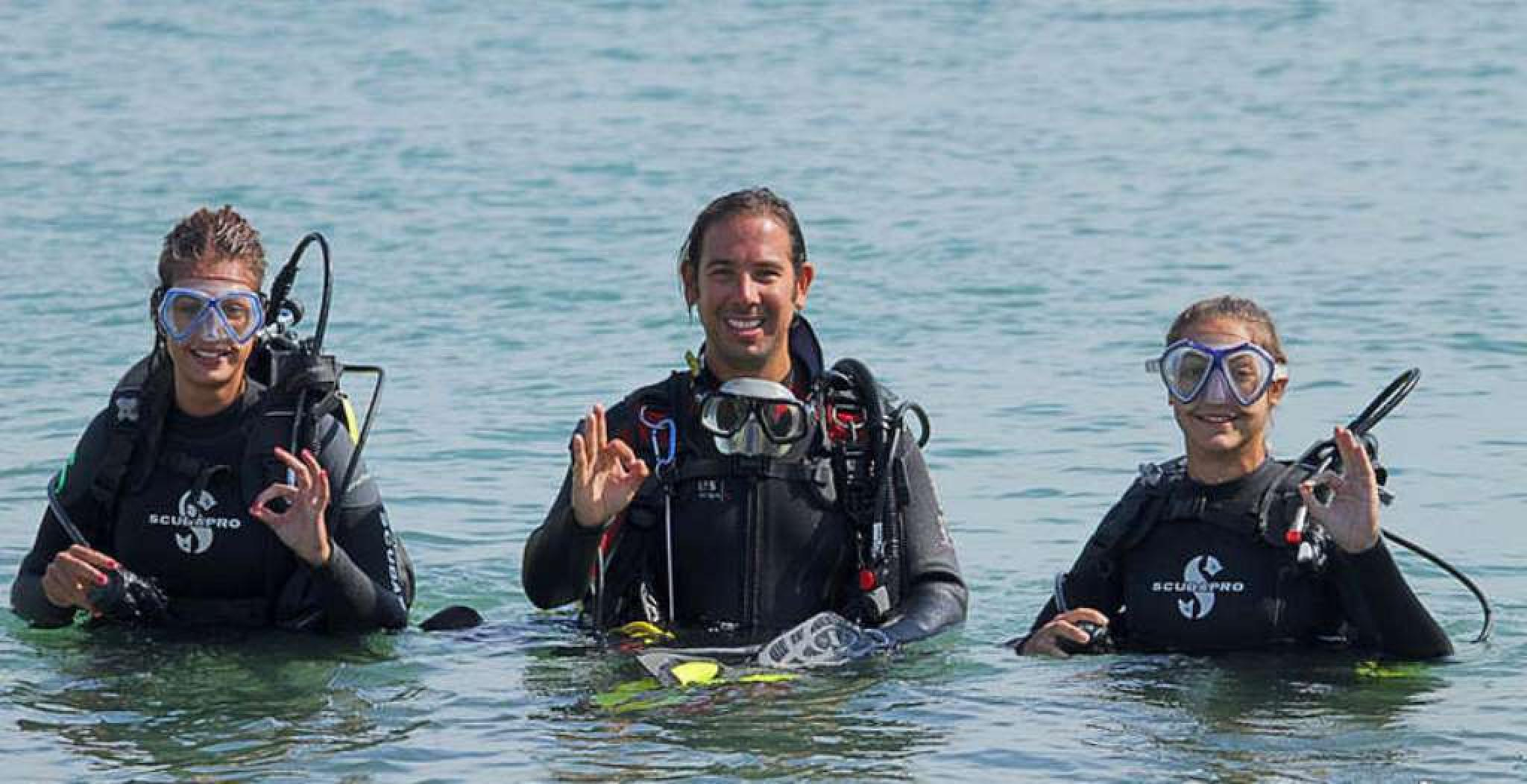 Discover Scuba Diving in Lima