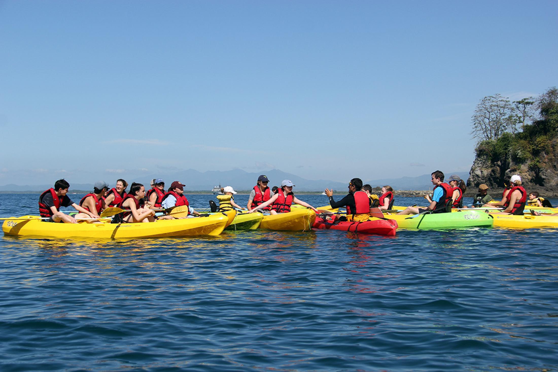 Manuel Antonio Sea Kayaking and Snorkeling