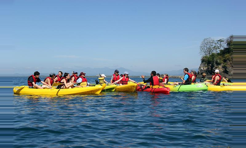 Manuel Antonio Sea Kayaking and Snorkeling