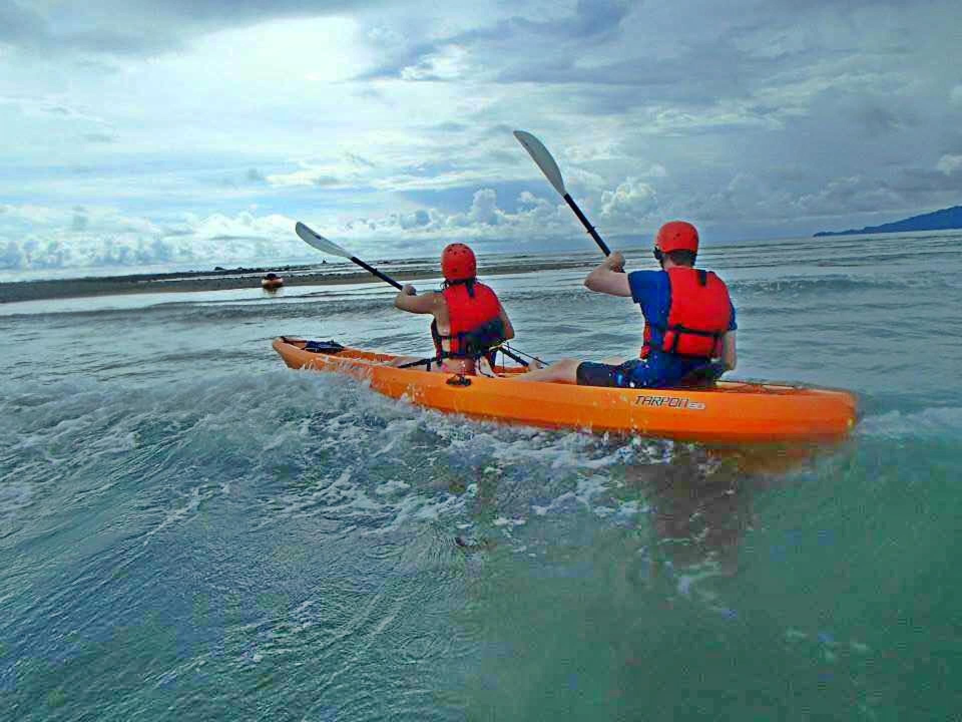 Marino Ballena Sea Kayaking Tour