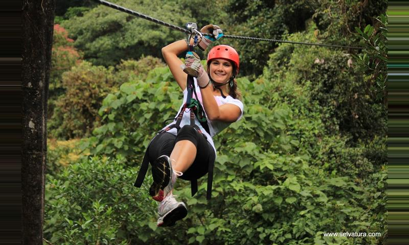 Canopy Tour Selvatura