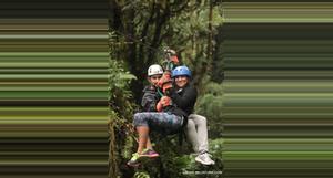 Costa Rica Selvatura Canopy Tour
