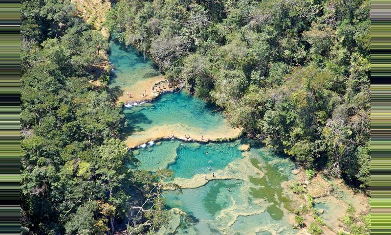 Semuc Champey and Lanquin (From Antigua)