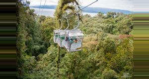Costa Rica Sky Tram Arenal