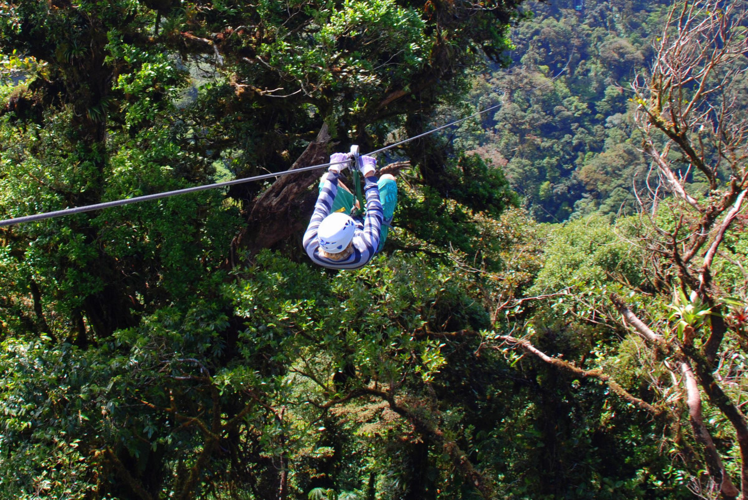 Sky Tram and Sky Trek Monteverde