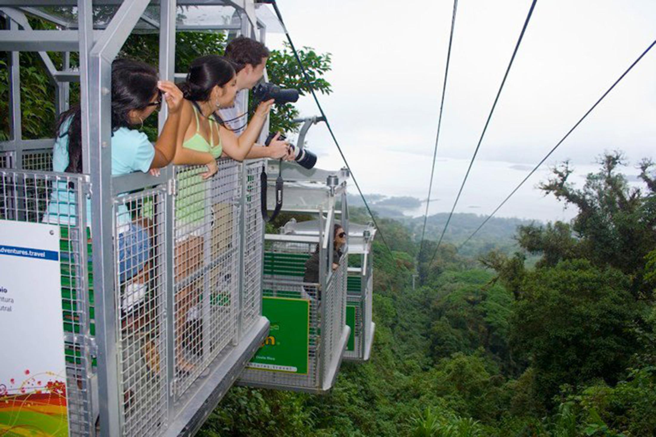 Sky Tram Monteverde
