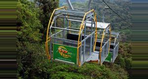 Costa Rica Sky Tram, Sky Trek y Sky Walk