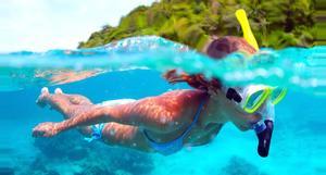 Belize Snorkel Hol Chan y Stingray Alley