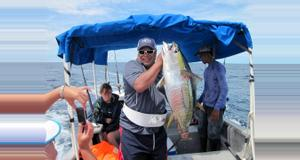 Panama Sport Fishing Islas Secas