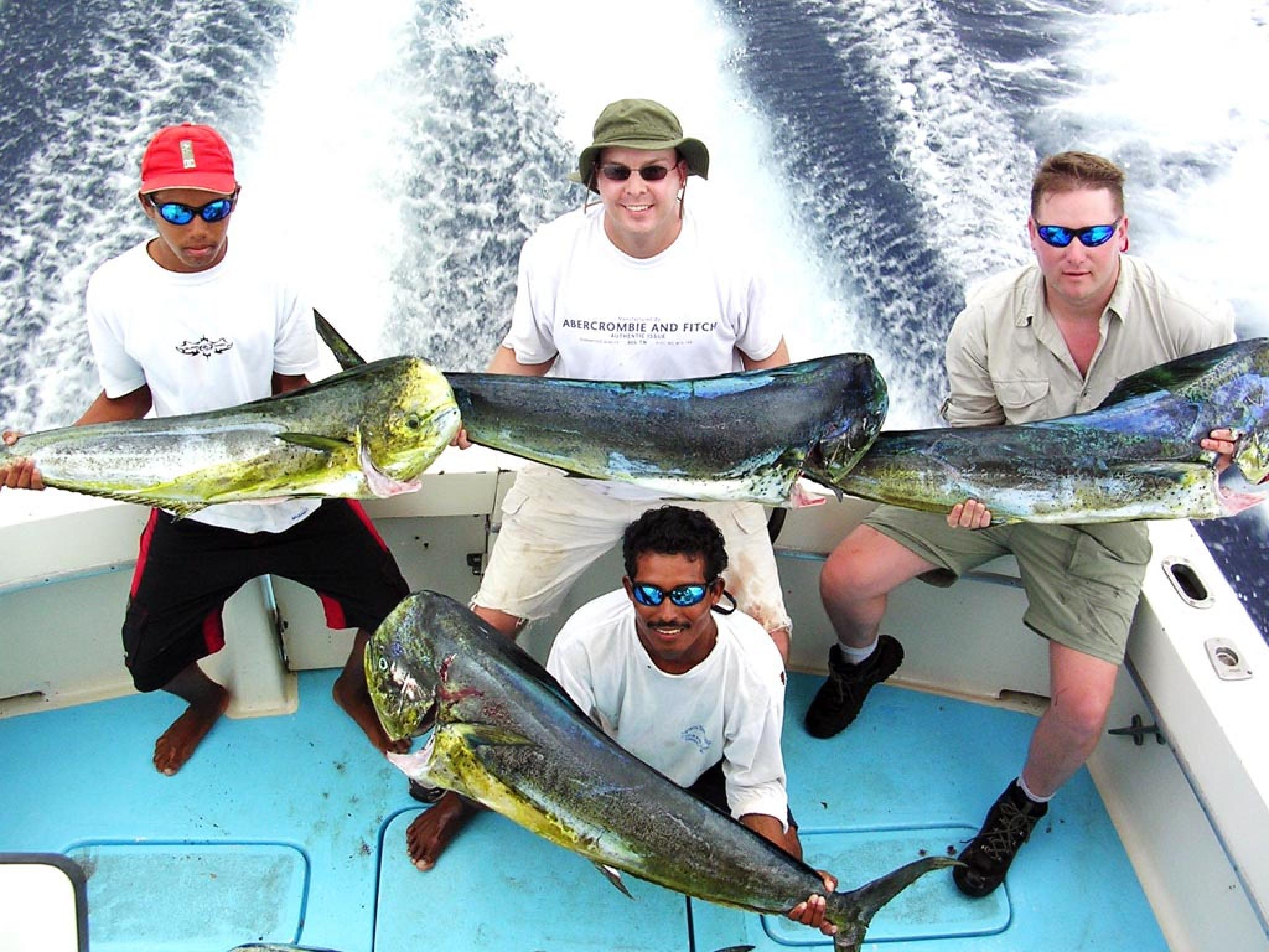 Sport Fishing Manuel Antonio