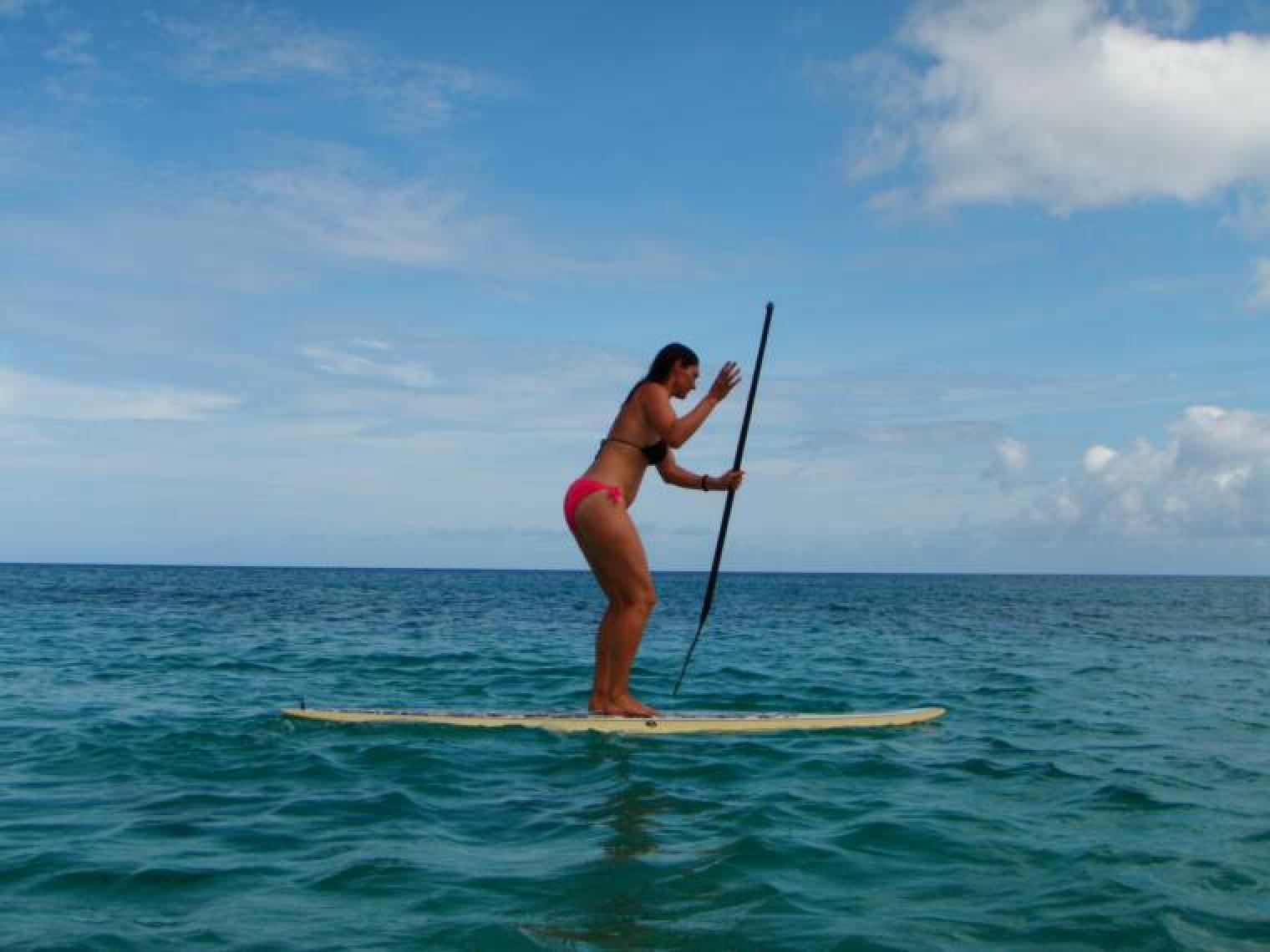 Paddle Board de Pie