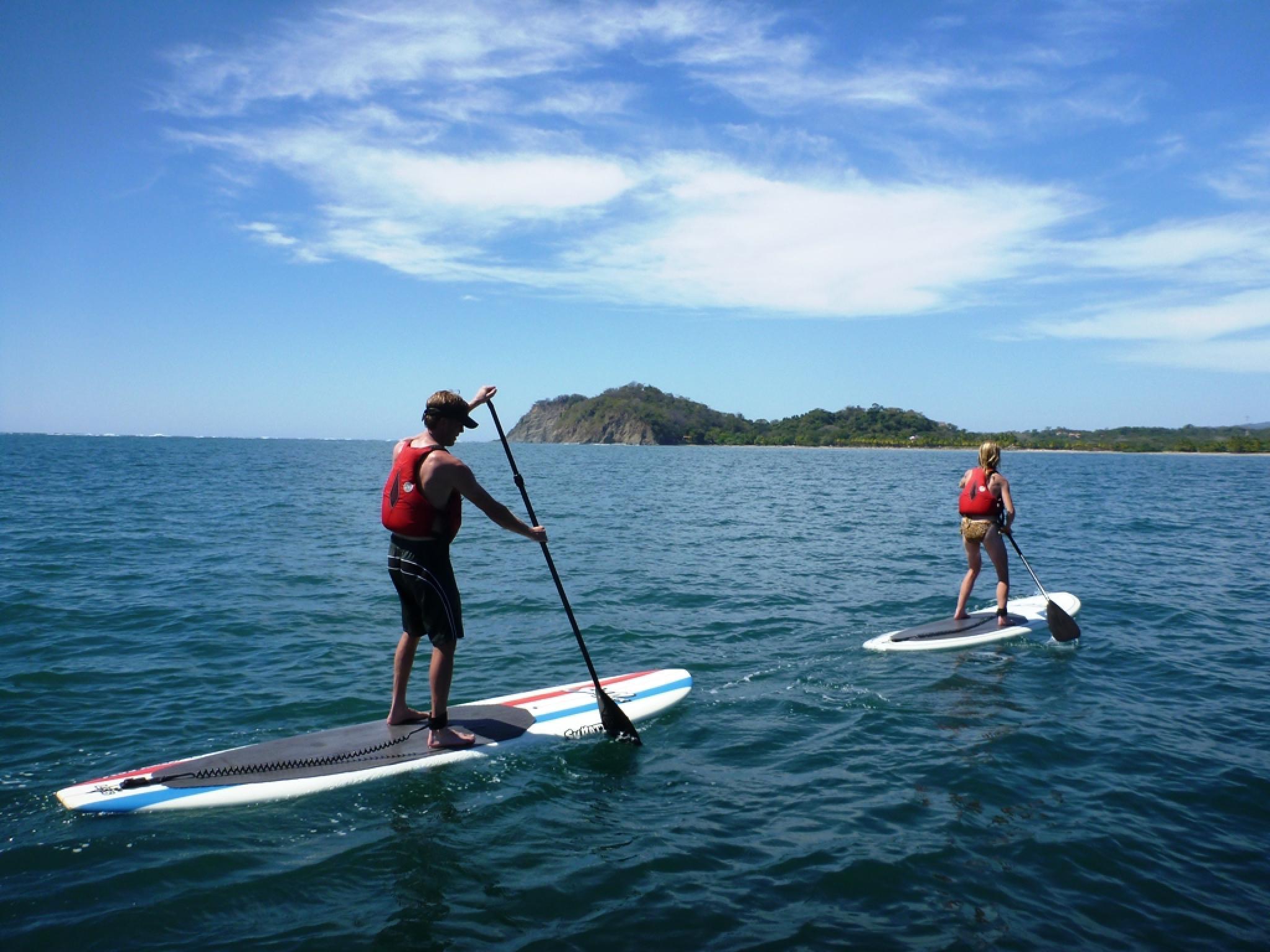 Paddleboarding & Snorkeling