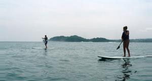 Costa Rica Samara Stand Up Paddle Tour