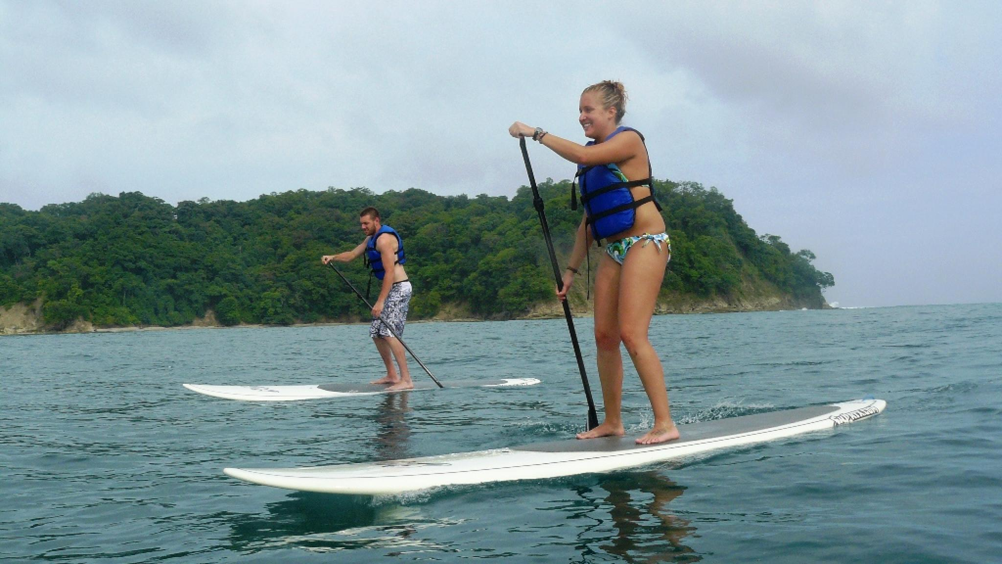Stand Up Paddle and Snorkeling Tour