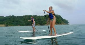 Costa Rica Stand Up Paddle and Snorkeling Tour