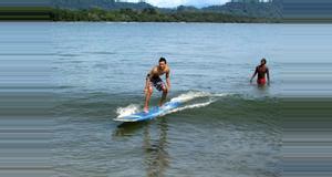Costa Rica Clases de Surf en Puerto Viejo