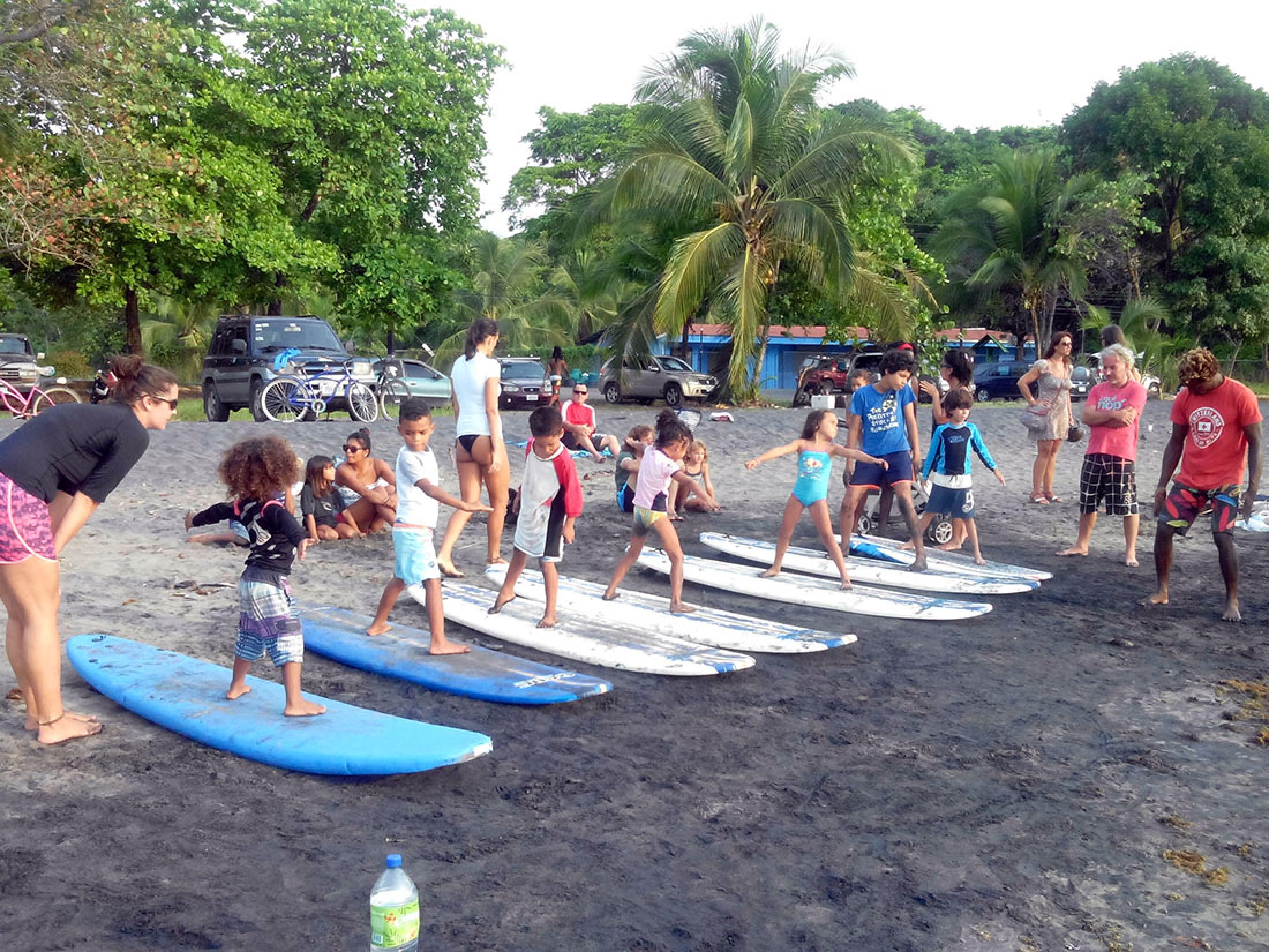 Puerto Viejo Surfing Lessons