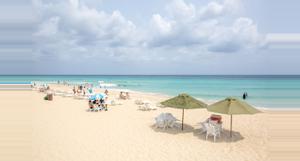Cuba Swim in the East Beaches