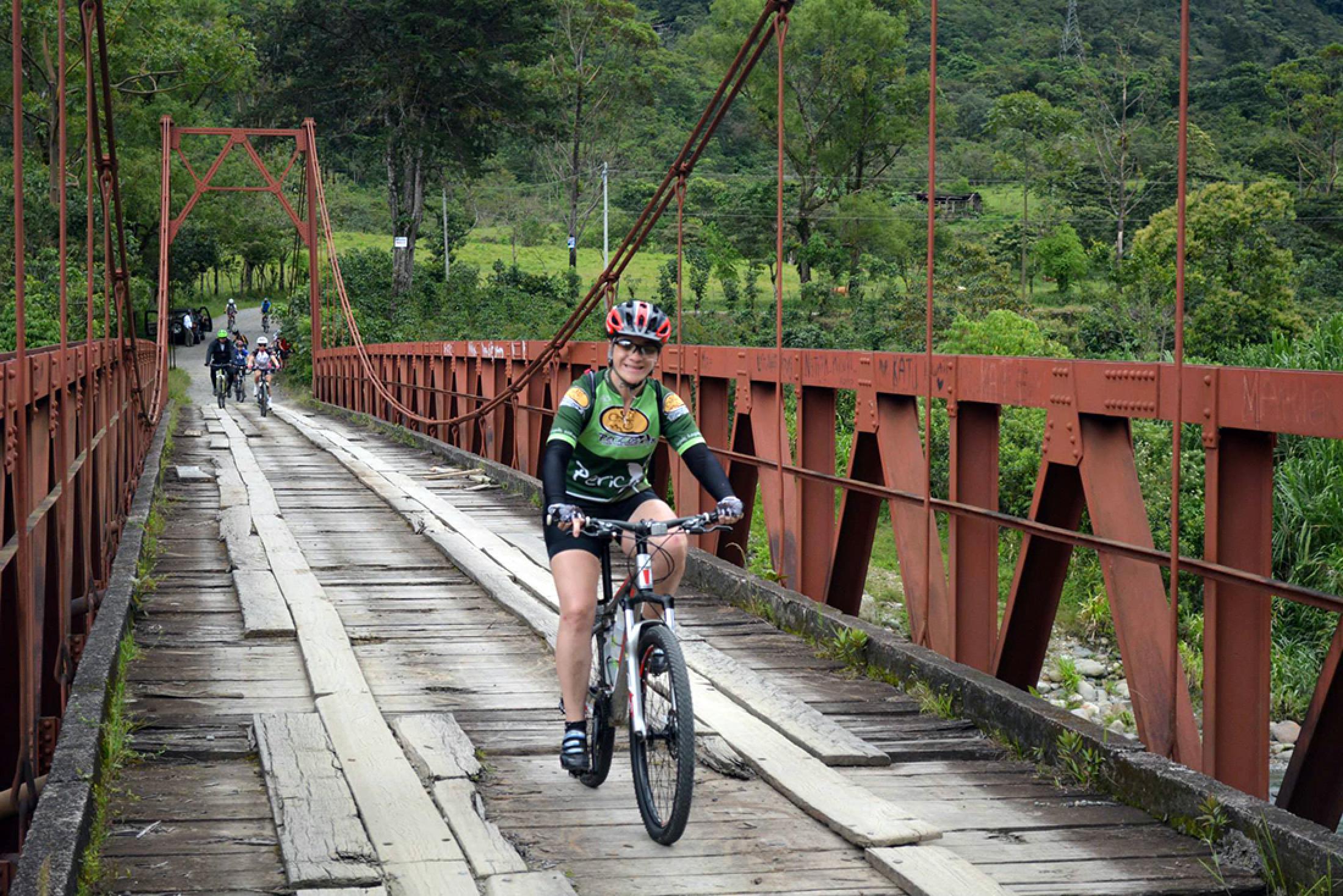 Tapanti National Park Adventure Tour
