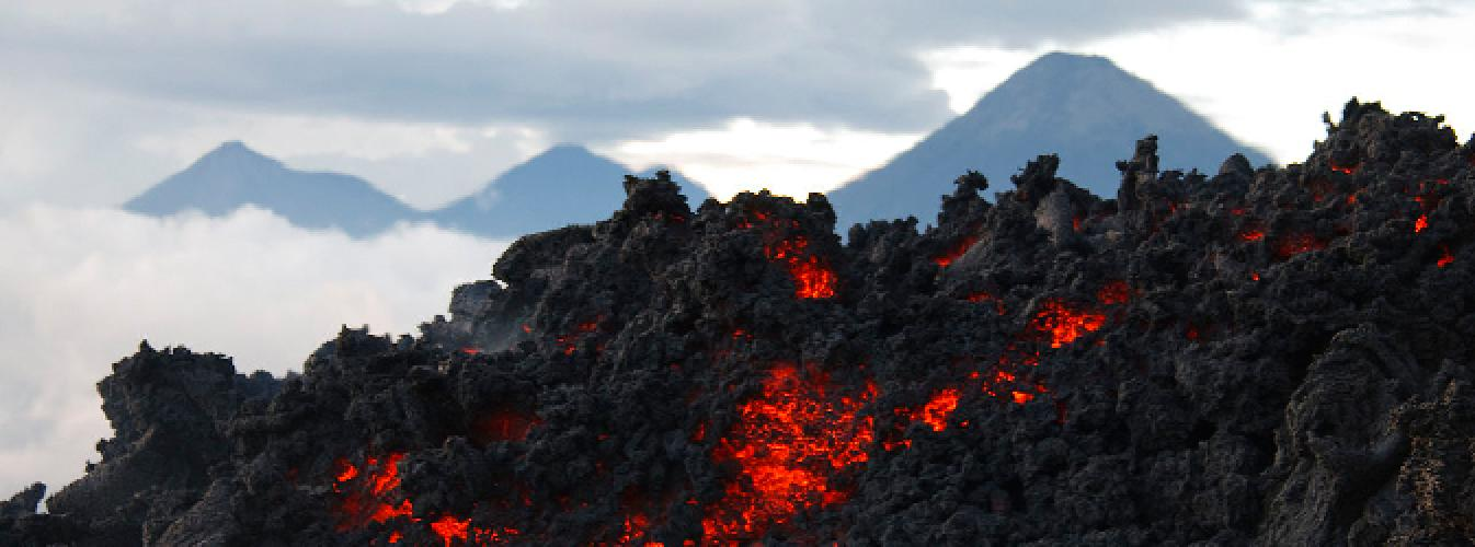 Thermal Package and Volcano Hike