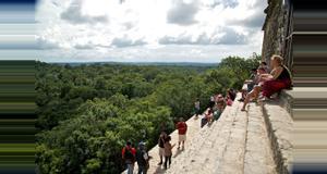 Guatemala Tikal by Bus