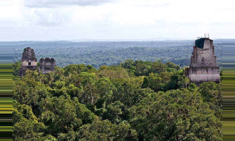 From Antigua to Tikal National Park