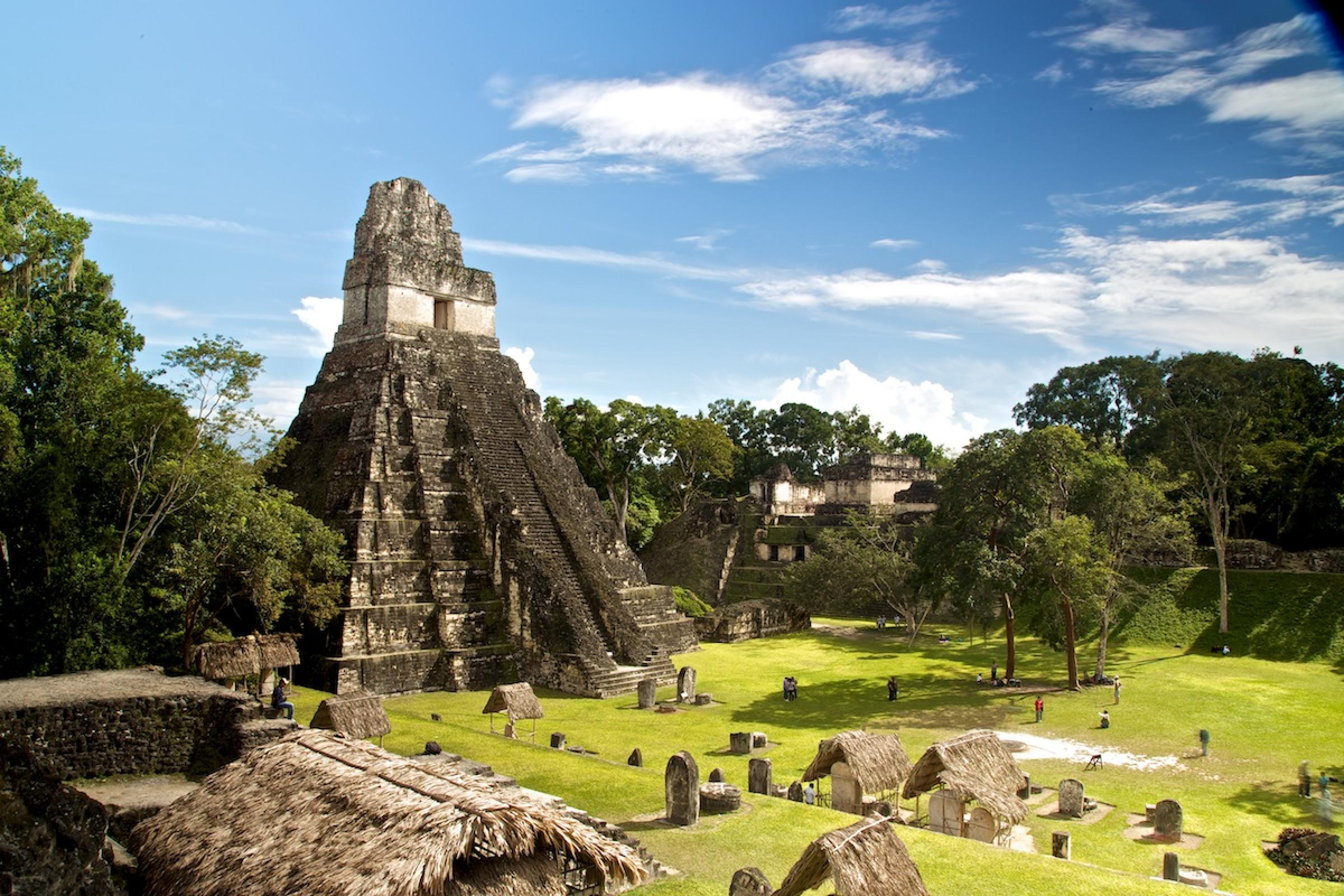 Tikal One Day