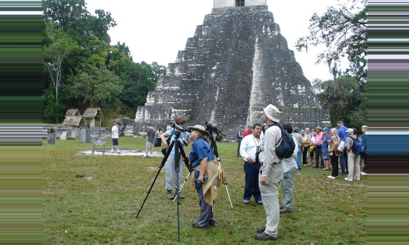 Tikal Por Un Día