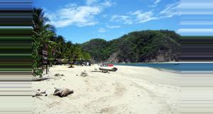 Costa Rica Tortuga Island Cruise