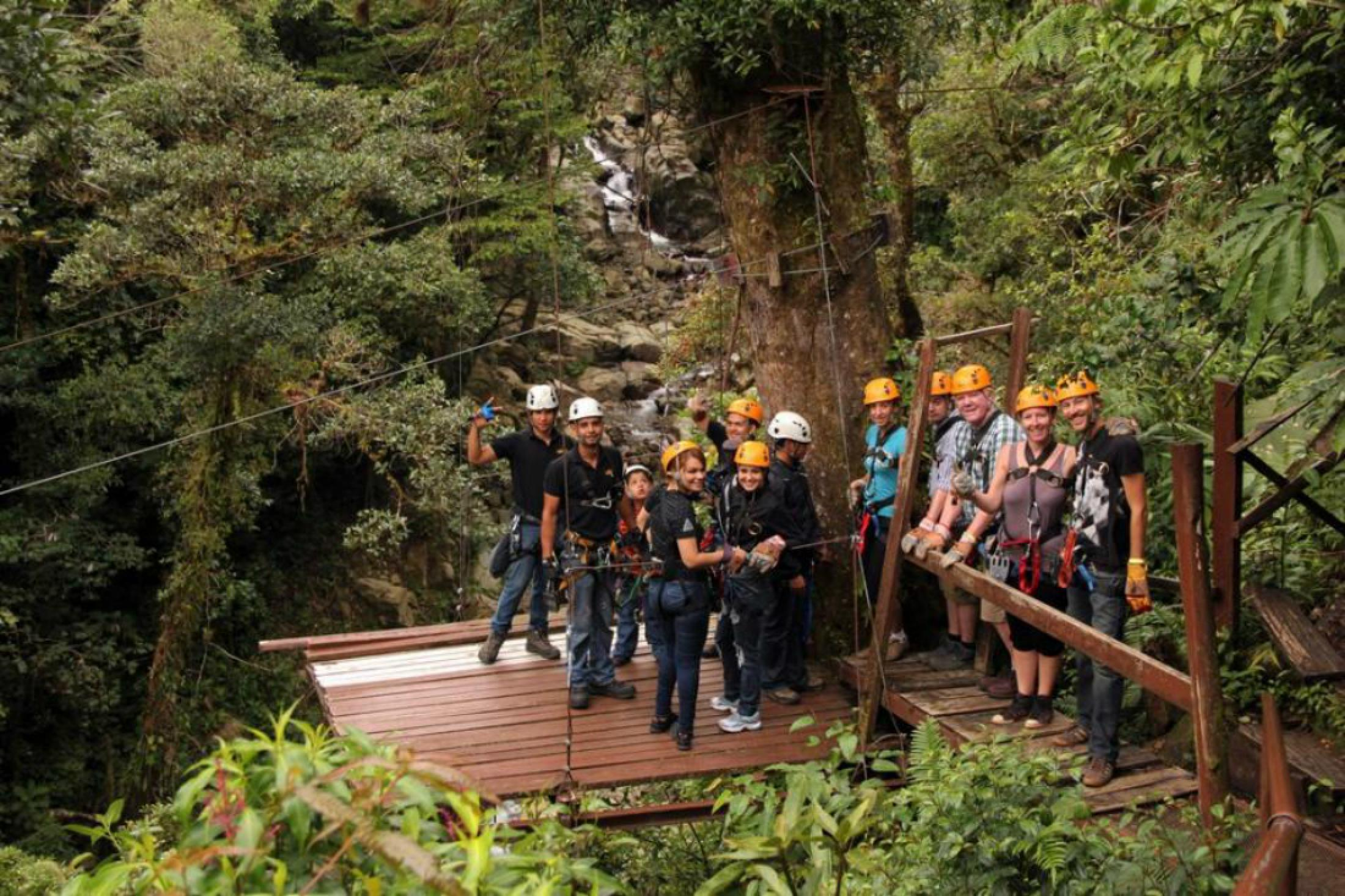 Boquete Tree Trek Canopy Tour