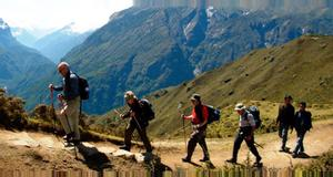 Peru Trekking in Colca Canyon 2 Days / 1 Night