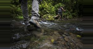 Costa Rica Caminata por la Laguna de Hule