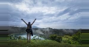Costa Rica Trekking Laguna de Hule