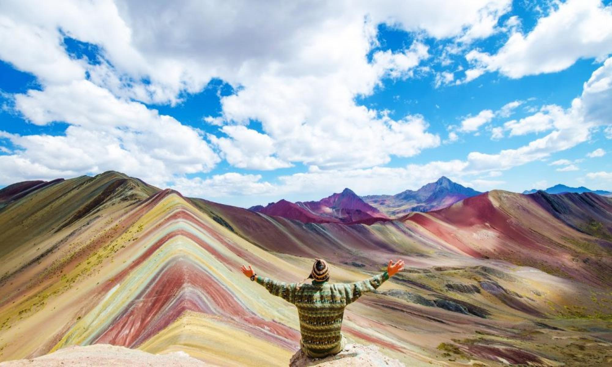 Vinicunca Rainbow Mountain Full-Day Tour