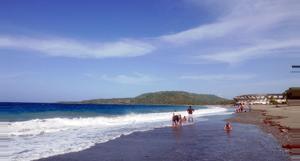 Cuba Visit to Playa Blanca