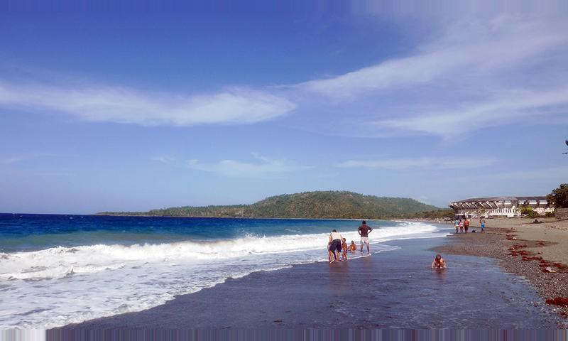 Visit to Playa Blanca