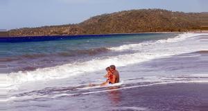 Cuba Visita a Playa Blanca