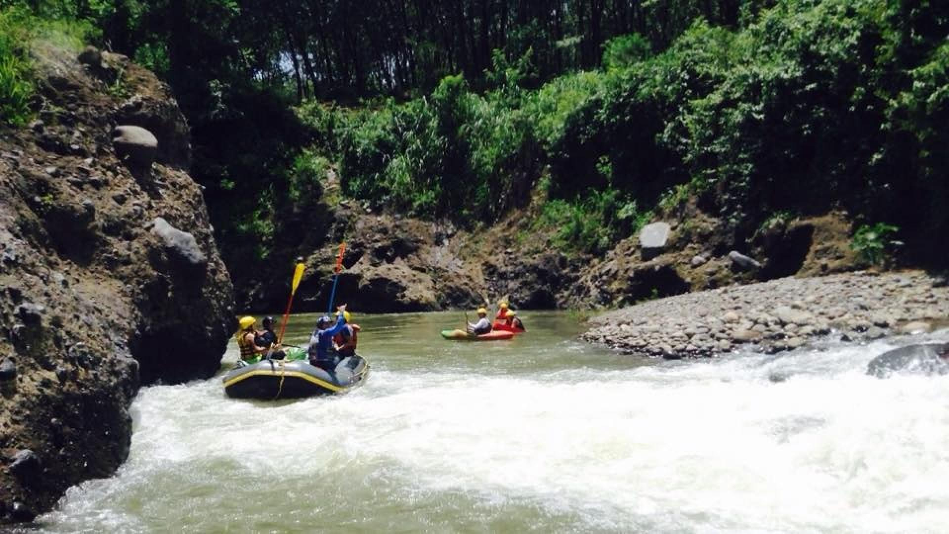 Water Rafting Ocosito River
