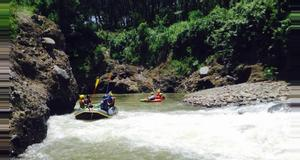 Guatemala Water Rafting Ocosito River