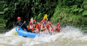 Panama Whitewater Rafting