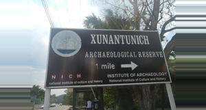 Belize Xunantunich and Barton Creek Cave Tour
