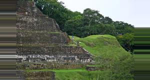 Belize Tour por Xunantunich