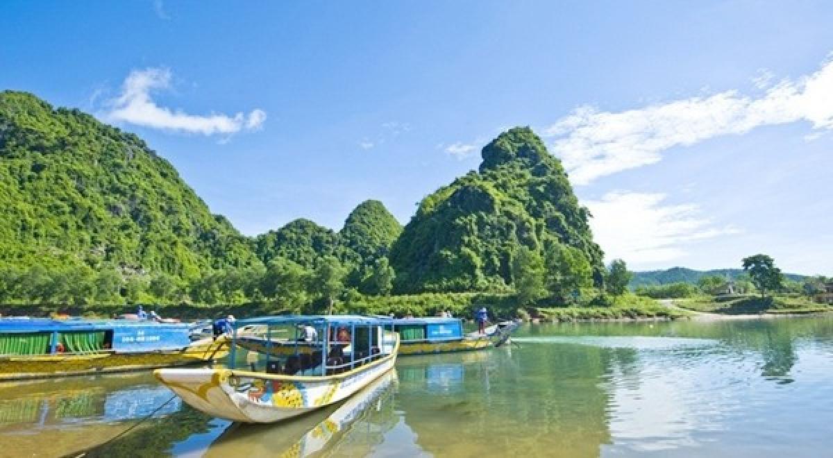 Dong Hoi Arrival - Phong Nha Cave