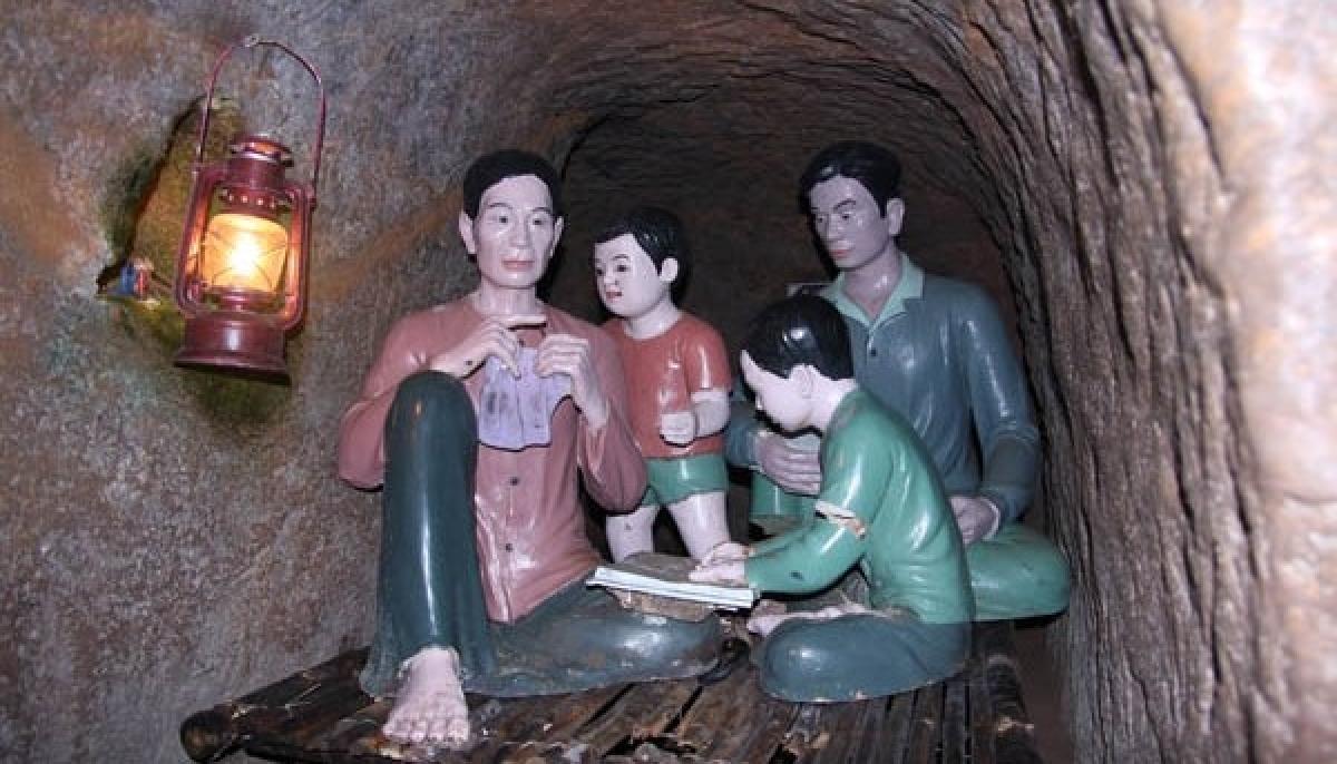 Phong Nha - Vinh Moc Tunnels - Hue