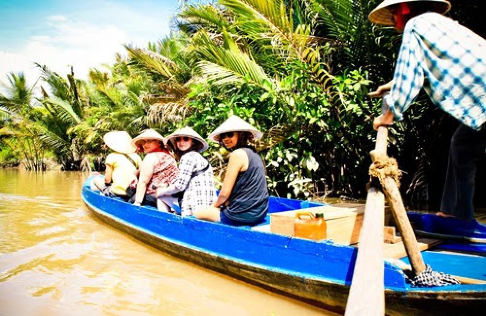 Mekong Delta Group Tour from Ho Chi Minh